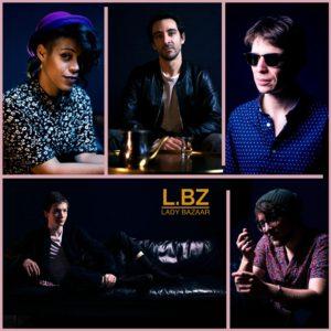 Lady Bazaar – To The Top